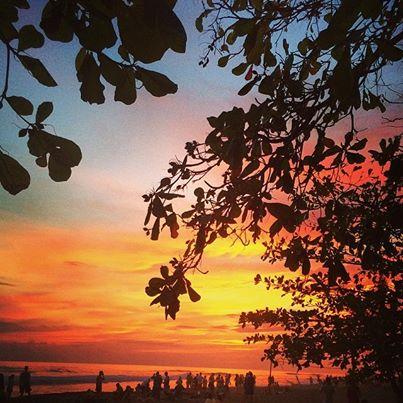 sunset rachel brathen