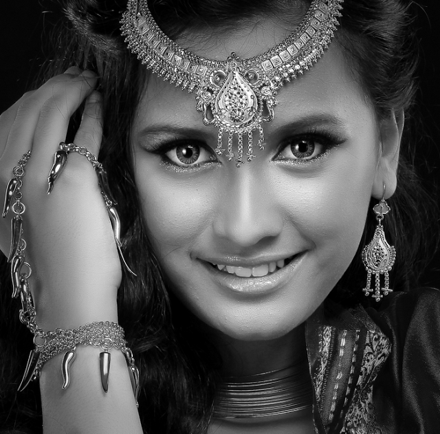 woman indian traditional