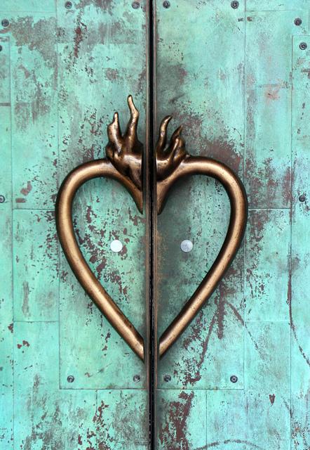 Heart on Fire, Ian Ransley