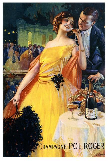 champagne ad