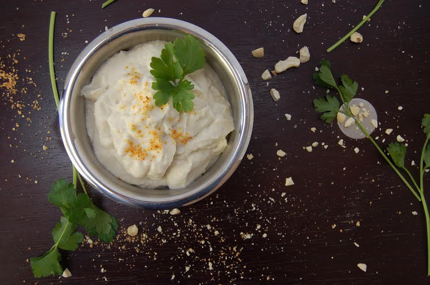 Cashew Cauliflower Cream