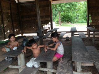 Children from Cambodia