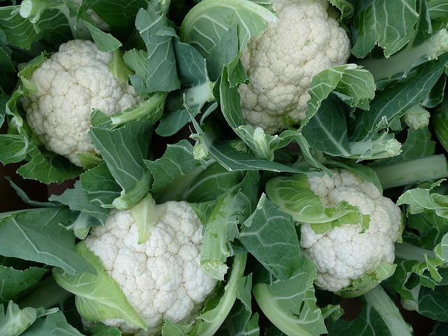cauliflower veggie