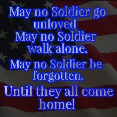 Memorial Day soldier graphic