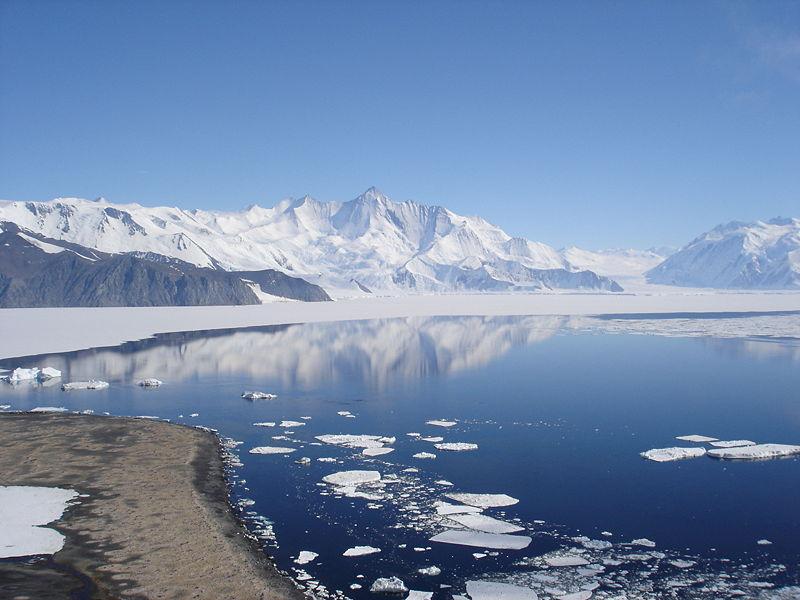 mt herschel antarctica