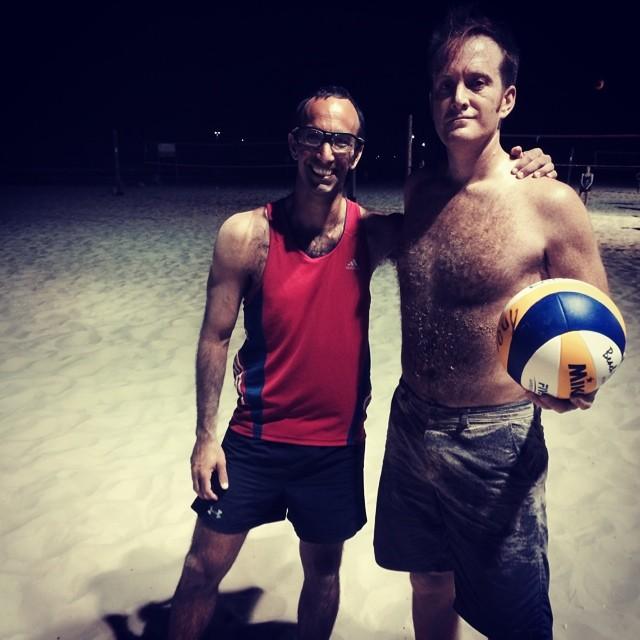 volleyball tel aviv israel