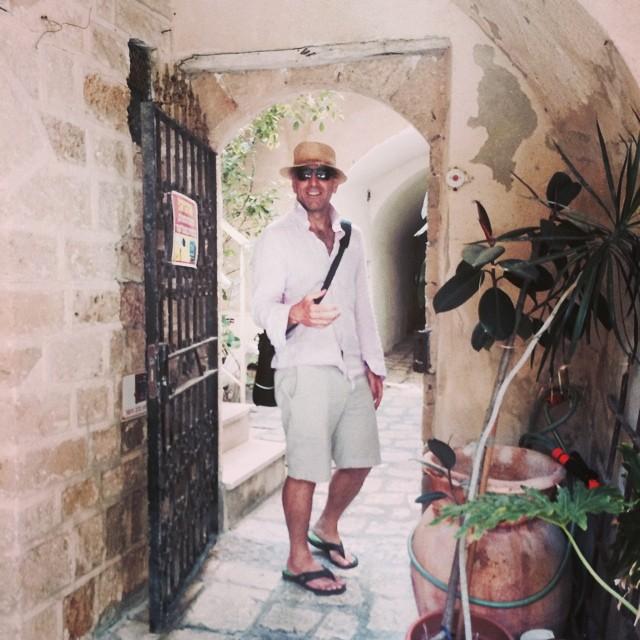dave rogers israel tel aviv