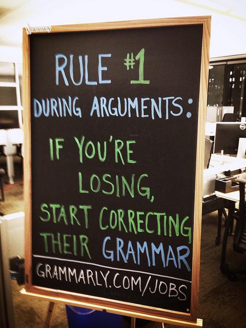 argument fight