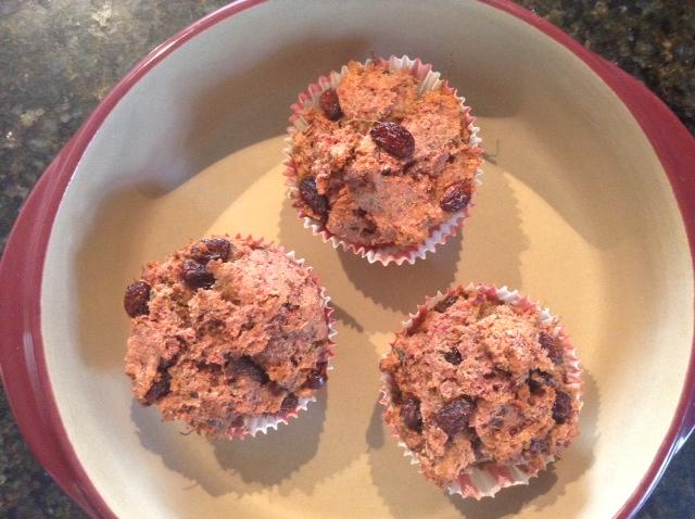 Anna Jorgensen muffins