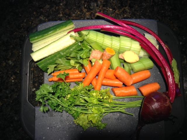 Anna Jorgensen veggies