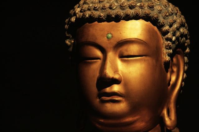 Gouden Buddha