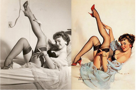 pinup sexy fun sexuality photoshop