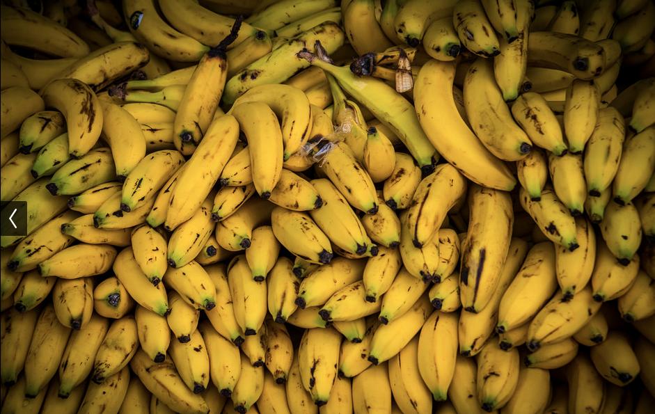 bananas pesticides