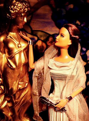 goddess barbie
