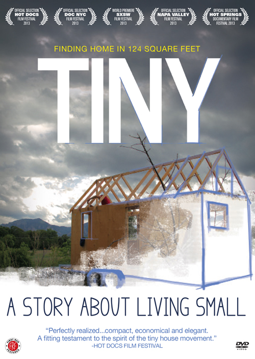 Tiny House Documentary Poster