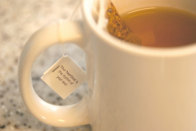 cup quote tea relax