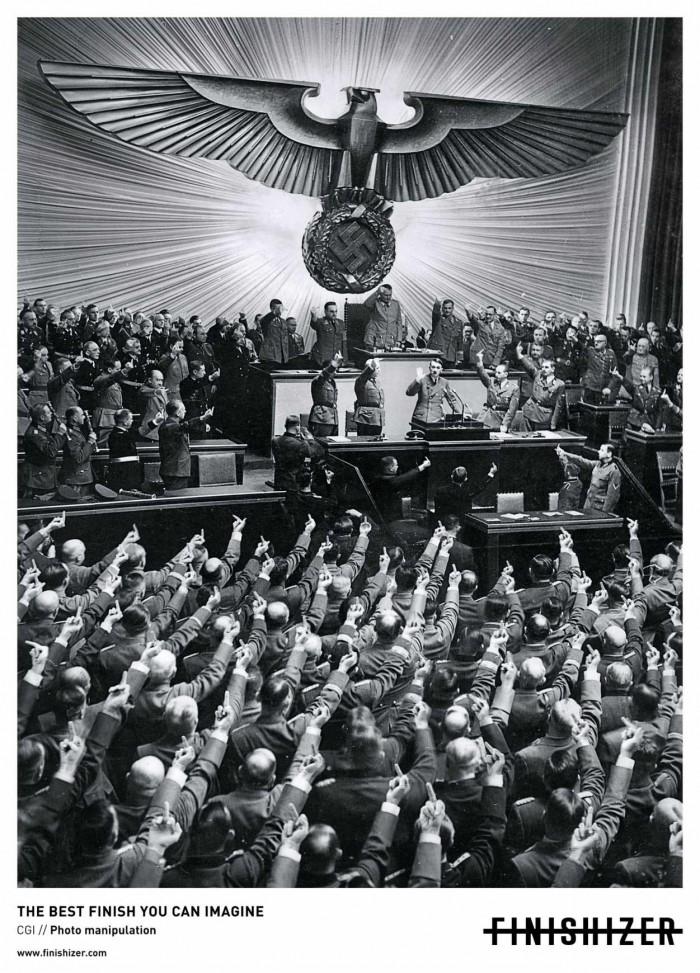 hitler chaplin war nazi