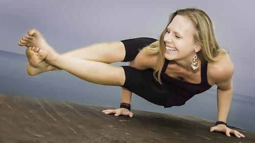 yoga girl happy healthy freedom
