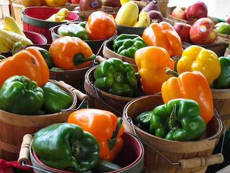 vegetable markets