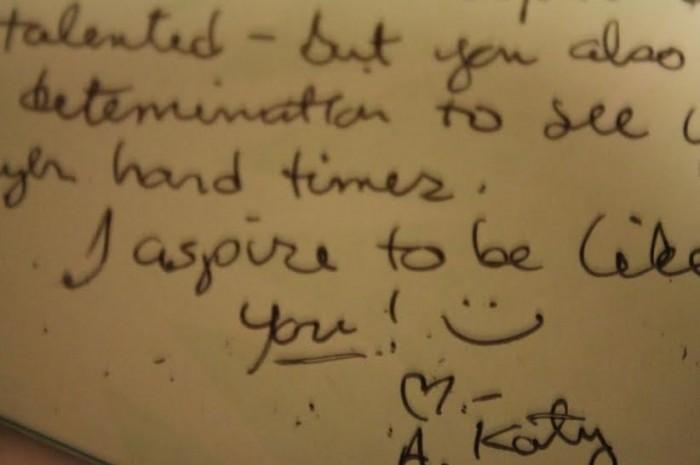 Aunt Letter