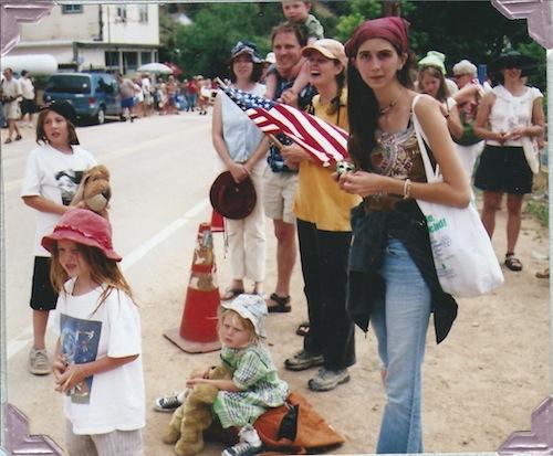 Gold Hill Parade
