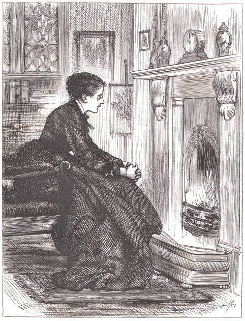 HT,_Louisa_watching_the_fire_as_before_(Harry_French)