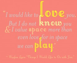 PlayinSpaceWaylonThings