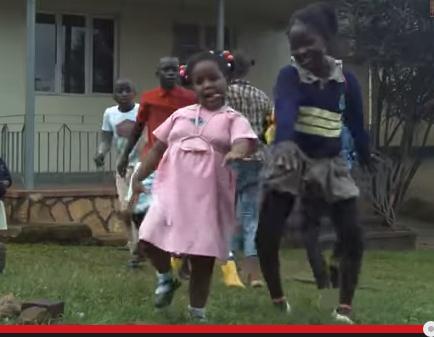 dance children
