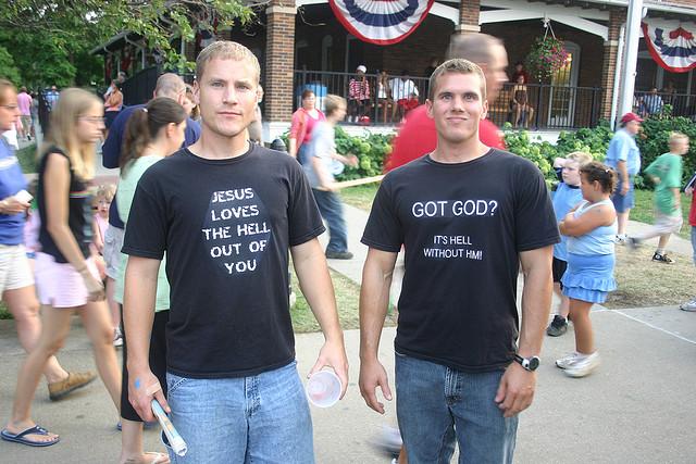 god hell t shirts