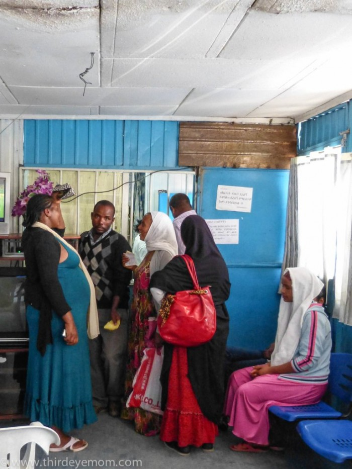 Marie Stopes clinic Ethiopia