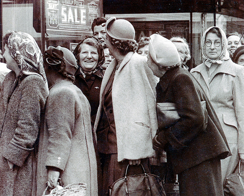 shopping ladies comparison