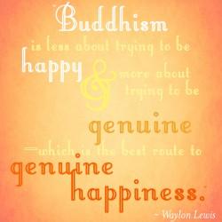 Genuine Happiness Waylon Lewis