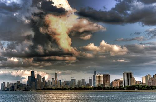 Monsters In The Sky / Chicago / John Harrison