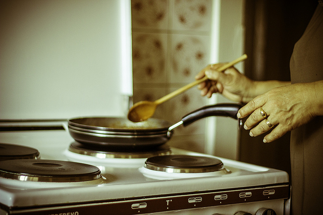 cooking kitchen wife marriage woman roles