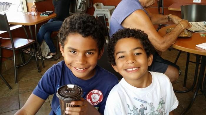 nathan and Dylan