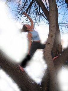trees yoga