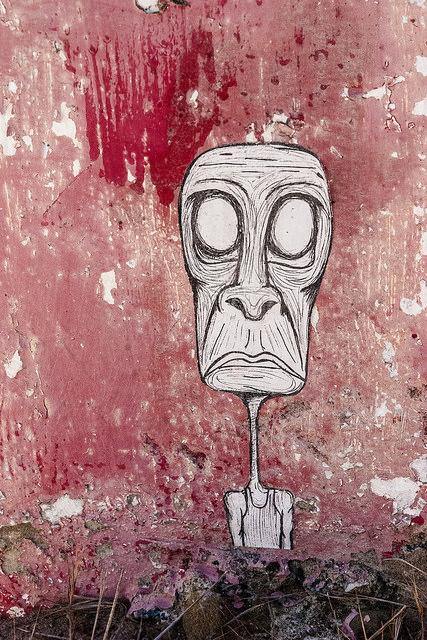 Little Creepy Guy by Orin Zebest