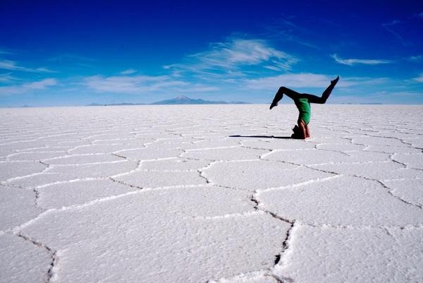 Adventure Yoga in Bolivia