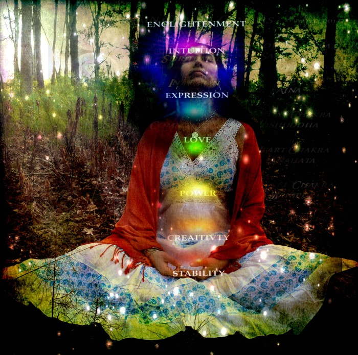 Chakras by Catherine Ghosh