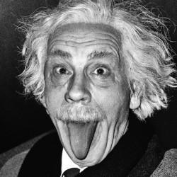 John Malkovich by Sandro Miller - Albert Einstein by Arthur Sasse