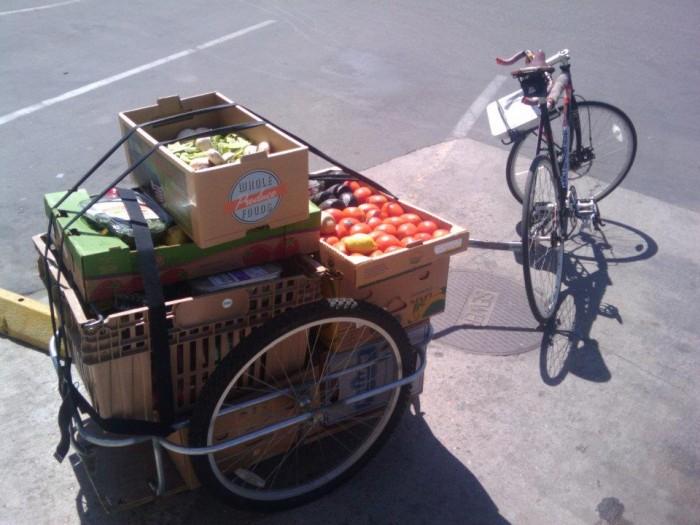caleb's bike