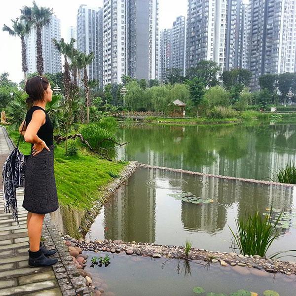 Emilee in Beijing