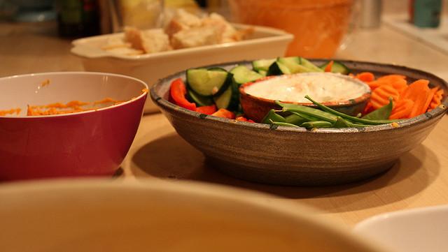 veggies healthy