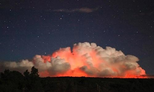 Hawaii smoke
