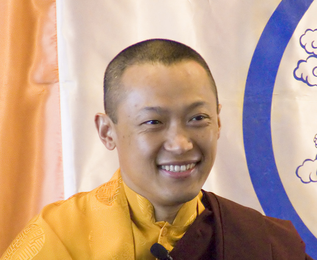 Sakyong in Munich 2007