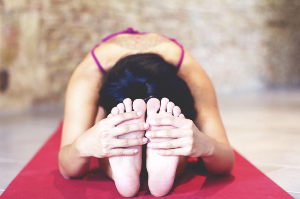 Sandra Leong yoga
