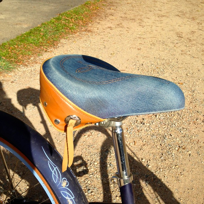 Western Bike Stylish Saddle