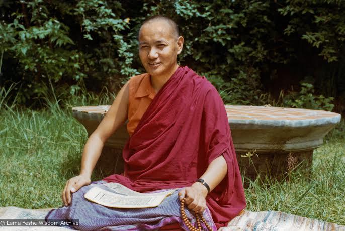 copyright Lama Yeshe Wisdom Archive (courtesy of the author) 2