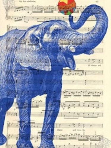 elephant music