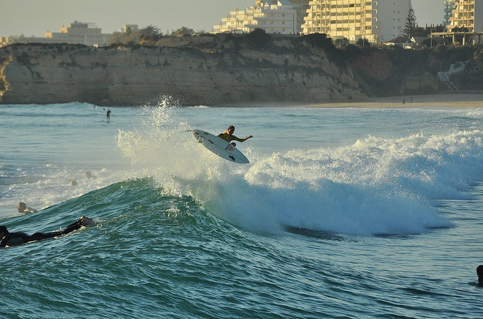 surfing, surf, flow, synchronicity